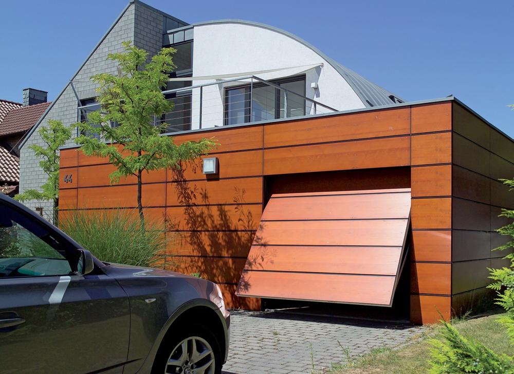 подъемные ворота для гаража пермь