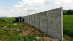 Betonové ploty svitavy