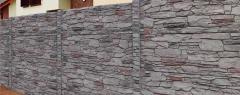 Savona stříbrno hnědý melír 5A (celobarevný beton)