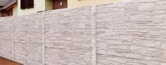 Rustiko světle hnědý melír 2B (celobarevný beton)