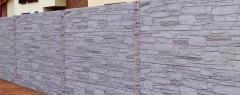 Casablanca bílý melír 7B (celobarevný beton)
