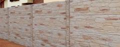 Unakit pískově hnědý melír 9A (celobarevný beton)
