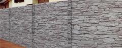Savona stříbrná (celobarevný beton)