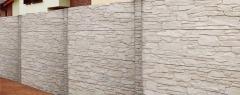 Unakit písková (celobarevný beton)